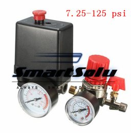 Wholesale Psi Switch - 1pc 7.25-125 PSI Air Compressor Pressure Switch Control 15A 240V AC