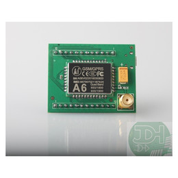 Wholesale Data Module - GSM and GPRS Module Compact cellular Voice and Data A6 compatible with Arduino and any microcontroller development platform