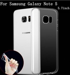 Wholesale Cheap Galaxy Note3 - Factory Supply Cheap Case For Samsung Galaxy Note 5 Note 4 Note3 S8 Plus S8 S7 edge S7 Soft Back Cover TPU Case