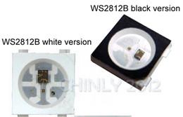 smd led rgb chip Rebajas MIX WS2812B 5050 SMD Chip RGB digital direccionable individualmente 5V
