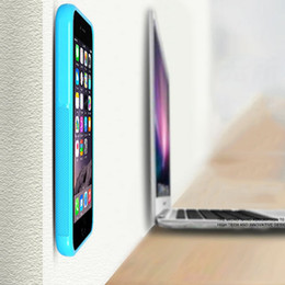 iphone s6 nuevo pc Rebajas Nuevo Anti Gravedad Selfie Mágico Nano Sticky Absorption Hybrid PC TPU Funda Funda para iPhone 7 Plus 6 Plus 5s 6s Samsung S7 S6 Edge Plus Note5
