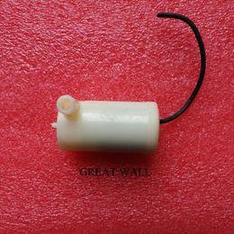 Wholesale Dc Submersible Pump Motors - Wholesale- Mute Mini Micro Submersible Motor Pump Water Pumps DC 3-5V 70-120L H USB drive