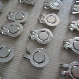 Wholesale Magnetic Metal Clips Wholesale - Wholesale- wholesale high quality metal magnetic golf hat clip