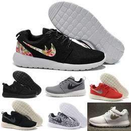 Wholesale Cheap Canvas Shoes For Women - 2017 new Men&Women Running Breathable Shoes Light As Feathers For London Olympic Sport Cheap Sneakers Size US5.5 - 12