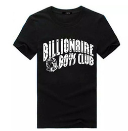 Wholesale Clear Club - BBC Tshirts for Male Gentlemen BILLIONAIRE BOYS CLUB T shirts Men Hip Hop Clothing Summer Short Sleeved Tees Tops