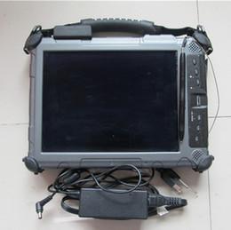 Wholesale Dual Icom - Dual Mode Rugged Xplore IX104 Tablet PC ( i7,4g) auto diagnostic laptop work with ICOM next  A2 A3