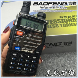 Wholesale Machining Manufacturers - Bao feng bf - uv5re interphone bao feng UV - 5 r making wireless vehicular 5 r double section hand machines manufacturers selling