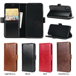 Wholesale G6 Light - High Quality Magnetic Leather Wallet Flip Stand Phone Case Pouch For iPhone X 8 plus iPhone 8 7 6S 6 Plus 5S Samsung S8 Note 8 S7 S6 LG G6