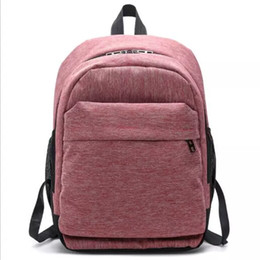 7148fc0a41 canvas laptop backpacks Australia - Women Backpacks Men Backpack Canvas  School Bags For Girls Boys Laptop