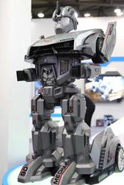 12V scherzt Spielzeugauto-Fahrritter-Auto-Roboter-Kind-Fernsteuerungsauto-Kinderwagengroßverkauf Freies Verschiffen von Fabrikanten