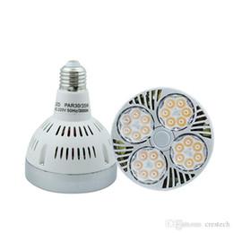 Osram SMD3030 LEDLERİN ile açtı Proje İzleme Işık 15 Derece Işın Açısı ampuller için 15W 24W 35W PAR30 Spot aydınlatma E27 spot nereden