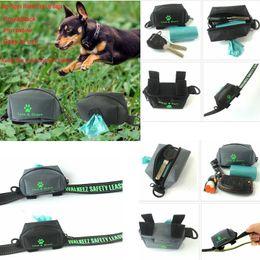 Wholesale cat pick - Pet Waste Dog Puppy Pick-Up Bags Poop Bag Holder Hook Portable Puppy Dog Cat Dog Pet Tool Handle Clean Bags GGA434 100pcs