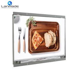 Дисплей рекламы открытой рамки металла 15in 1080P вертикальный полный hd рекламируя гарантированный игроком cheap hd advertising от Поставщики hd реклама