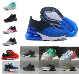Wholesale weaves for cheap - 2018 New Men Casual Shoes For Sale 270 Run Cheap Original High Quality Outdoor 270S Woven Surface Man Shoes Size US 5.5-11
