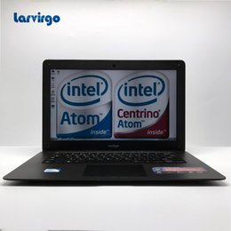 Wholesale Drive 4g - Expandable hard drive 4G RAM 500G HDD 2017 14 inch laptop computer windows 10 system built in camera with wifi