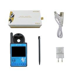 Wholesale Pro Tools Support - ND900 Mini Transponder Key Programmer Mini900 key pro Mini 900 key chip tool Support 11 12 13 33 T5 4C 4D......