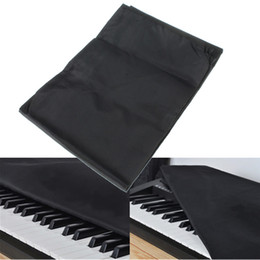 88-clés piano électronique clavier couverture anti-poussière couche épaissie piano couvre cas instruments couverture noire de protection ? partir de fabricateur