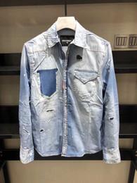 Nouvelle robe chemises mode masculine de luxe élégant décontracté Designer robe Polka Dot chemise Muscle Fit chemises pour hommes Chemises décontractées ? partir de fabricateur