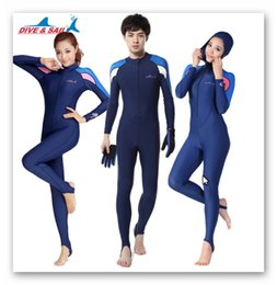 Wholesale Lycra Body For Men - Lycra Scuba Dive Skins for Men or Women UPF50+ Snorkeling Equipment Swim stinger Water Sports Suits Jumpsuit Swimwear Wetsuit Rash Guards