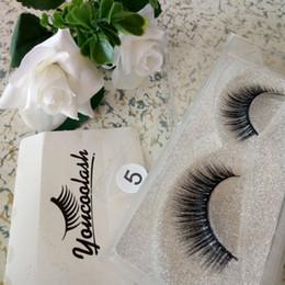 Wholesale Beautiful Queen Hair - Best selling 3D Mink eyelash 100% handmade lashes natural makeup mink hair eyelash for beautiful QUEEN