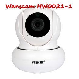 Wholesale Wanscam Cameras - Wanscam HW0021-1 720P Wireless IP Camera CCTV Wifi Pan tilt security IP Surveillance Camera Wireless Night Vision Cam Motion Detec