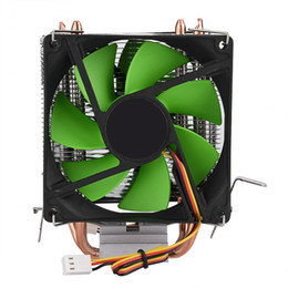 Am2 on-line-VBESTLIFE 90mm 3Pin Dual-sided Fan Cooler Dissipador Calor Silencioso para Intel LGA775 / 1156/1155 AMD AM2 / AM2 + / AM3