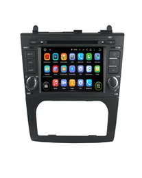 Wholesale Video Steering Wheel - Quad Core 1024*600 Screen Android 7.1 Car DVD GPS Navigation Player for Tenna Altima 2013-14 with Radio Bluetooth 4G steering wheel control