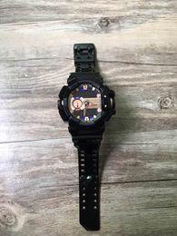 2018 Mens Watchws De Luxe Nouveau Bluetooth Montres En Plein Air Montre Étanche Led Numérique Ananlog Horloge G Style Montre De Choc ? partir de fabricateur