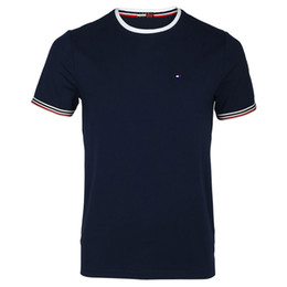 2019 giarrettiera fiocco di gemelli di ascot Camicie a maniche corte Camicie casual uomo manica corta Camicie casual uomo manica corta Liberi la nave