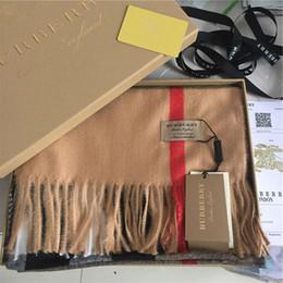 écharpe de créateur à carreaux Promotion Haute qualité cachemire classique plaid designer écharpe en cachemire mode châle épais en cachemire 200 * 70 cm