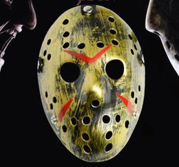 2019 mascaras freddy vs jason V Máscaras Jason Voorhees Jason vs Freddy festival de hockey máscara de Halloween máscara de la mascarada de Halloween rebajas mascaras freddy vs jason