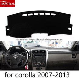 Wholesale Toyota Car Dashboard - wholesale dashboard mat Protective pad Shade Cushion Photophobism Pad car styling accessories for toyota corolla corolla EX 2004-2016
