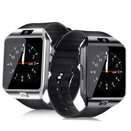 2019 iphone 2g 1 PCS Bluetooth Smart Montre Smartwatch DZ09 Android Téléphone Appel Relogio 2G GSM SIM TF Carte Caméra pour iPhone Samsung HUAWEI iphone 2g pas cher