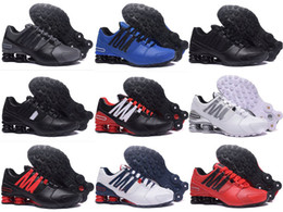 Wholesale Nz Running Shoes - Good Production Line Drop Shipping Wholesale Famous Avenue NZ Mens Athletic Sneakers Sports Running Shoes Size 7-12