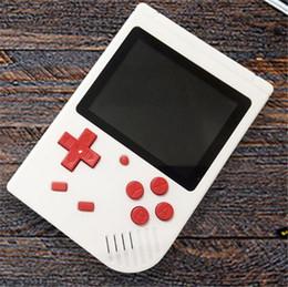 Argentina Nueva actualización RS-6 portátil Mini consola de juegos de mano regalo 8 bits 3.0 pulgadas LCD de color reproductor de juegos Suministro