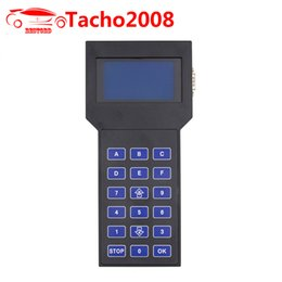 Wholesale Tacho Pro For Bmw - Wholesale-Universal Mileage Programmer Tacho Pro 2008 With Full Set Cable OBD2 Odometer Correction Tool with Unlocked Version Tacho2008