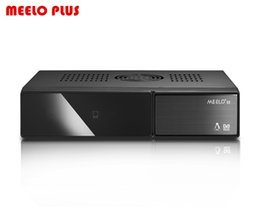 Wholesale Dvb S2 Iptv - Linux IPTV MEELO+SE Enigma2 Digital Satellite Receiver DVB-S2 Twin Tuners Same as VU SOLO2 SE 1080P FULL HD