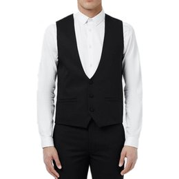 Wholesale Tuxedo Suits Men Printed Vest - Suit ma3 jia3 Tailor made men waistcoat new arrival Bussiness Formal suits vest Handmade groom wedding tuxedos Waistcoat Vest