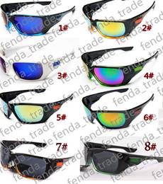 2019 цены на велосипеды Самая низкая марка H0T STYLE мужчины велосипед солнцезащитные очки спортивные очки вождения солнцезащитные очки на велосипеде хорошее качество 12 цветов MOQ = 10 шт. Заводская цена дешево цены на велосипеды