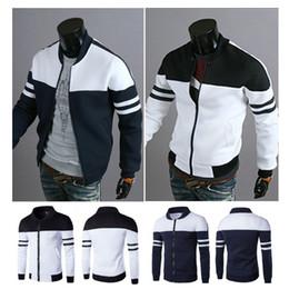2018 jacke beiläufige männer adrette Jacke Männer Frühling Herbst  Streetwear Lässige Adrette Männliche Jacke Mode Männer 95c1797fb0