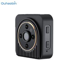 caméra portable Promotion Caméra Ouhaobin Mini DV Portable Full HD Cam Sport Voiture Caméscope Vision Nocturne IR Caméra DVR Caméra Oct27