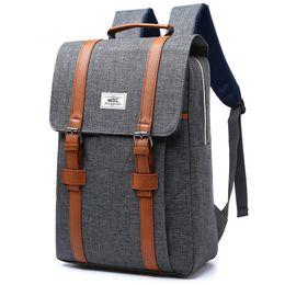 Gepäck & Taschen Luodun Retro Männer Frauen Leinwand Rucksäcke Schule Taschen Für Jugendliche Jungen Mädchen Casual Rucksäcke Reisetasche Laptop Tasche Männlichen Mochila