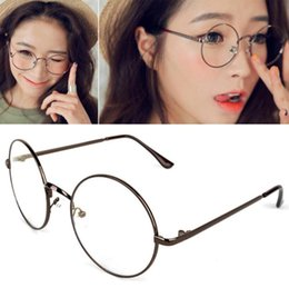 старинные круглые очки Скидка 5 цвет Гарри Поттер круглая рамка очки Очки Хогвартс мастер косплей партия декор старинные косплей очки KKA5931