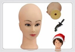 Wholesale Training Mannequin Free Shipping - Professional Training Mannequin Head for practice makeup high quality and nice maniquies women mannequin head free shipping