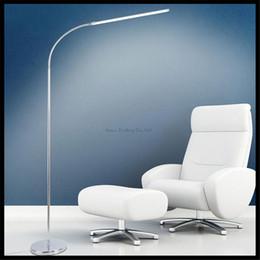 Wholesale Floor Standing Candelabra - 110V 220V LED Floor Lamp Modern Floor Stand Light Fixture Lustre Candelabra Standing Lamps lamparas de pie metal staande lamp