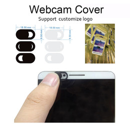 Wholesale china thin laptop - Webcam cover for phone,Tablet pc,Laptop External Webcams Devices Protect your privacy Super Thin 1mm