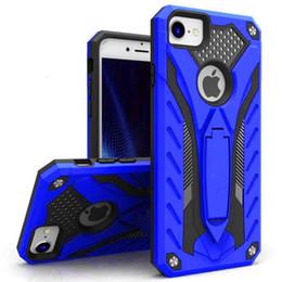 Pour Iphone 7 Case Hybride Heavy Duty Defender Housse Antichoc avec Béquille Pour iphone7 7 plus 6 \ 6 S 6 plus ? partir de fabricateur