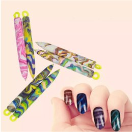 2019 penna magica uv Commercio all'ingrosso 1 Pc Nail Art Magnete Pen per DIY Magic 3D Magnetico polacco UV Gel Polish Cats Occhi colorati Nail Art Pen penna magica uv economici