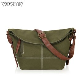 e7a158d7f75d 2017 Fashion Postman Bags Vintage Men Messenger Bags Shoulder Briefcase  High Quality Canvas Travel School Crossbody Women postman men on sale