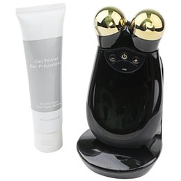 microcurrent face tool UK - Trinity PRO Beauty Massager Device GOLD EDITION facial trainer kit Anti-aging Facial Care Tool with retail Package free DHL shipping